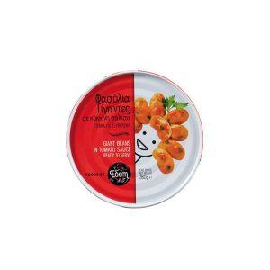 Giant beans in tomato sauce 280gr
