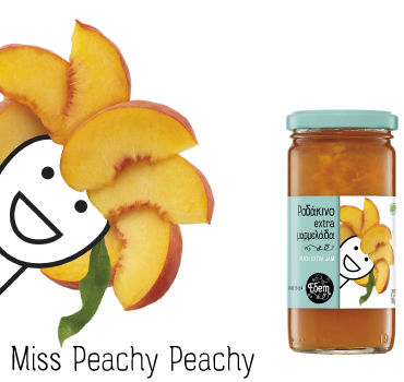 Miss Peachy Peachy