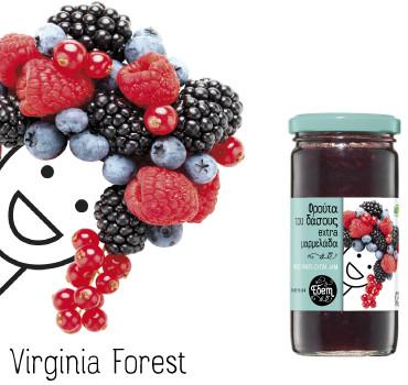 Virginia forest