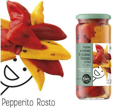 Pepperito Rosto